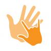 Logo handen